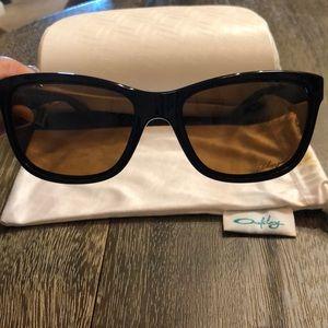 Polarized Oakley Forehand Sunglasses
